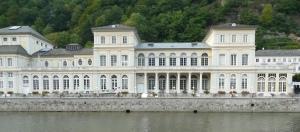 Bad Ems, Kursaal; Architekt: J.G.Gutensohn
