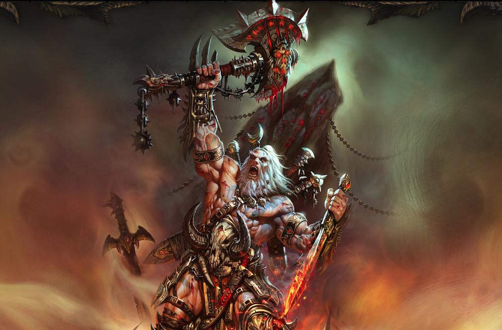 """Bild aus dem Computerspiel """"Diablo 3"""""""