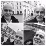 Selfie-Spaziergang für die Daheimgeblieben