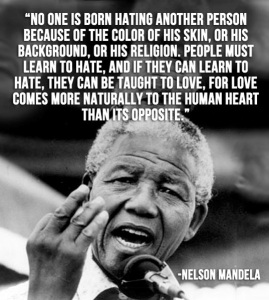 Mandela-love