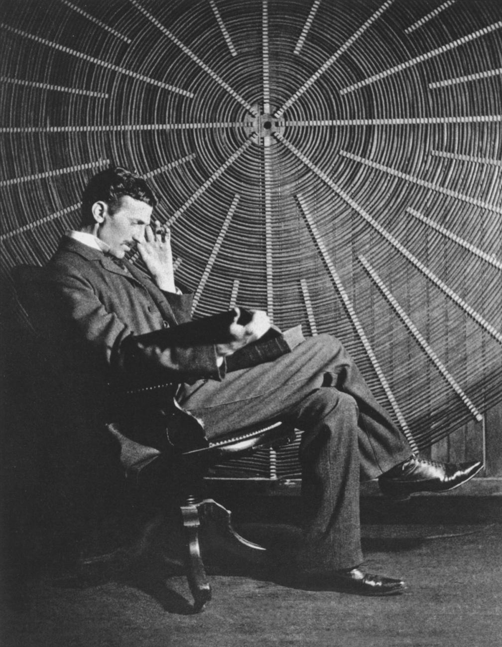 Tesla-thinker