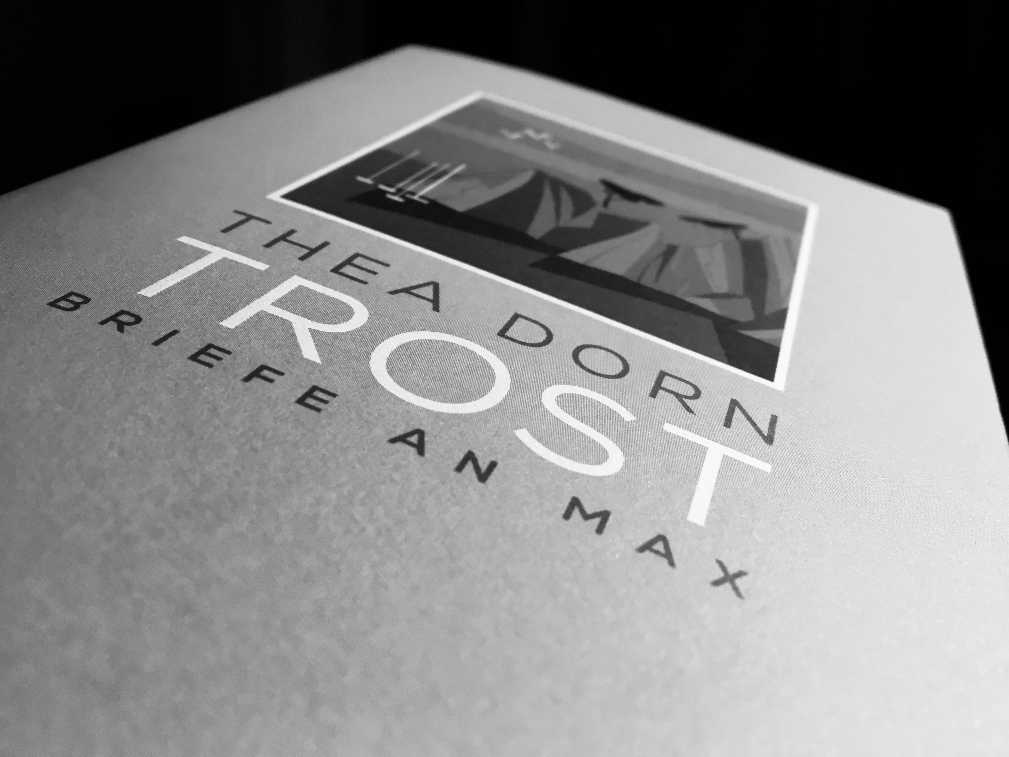 Rezension zu Thea Dorn Trost